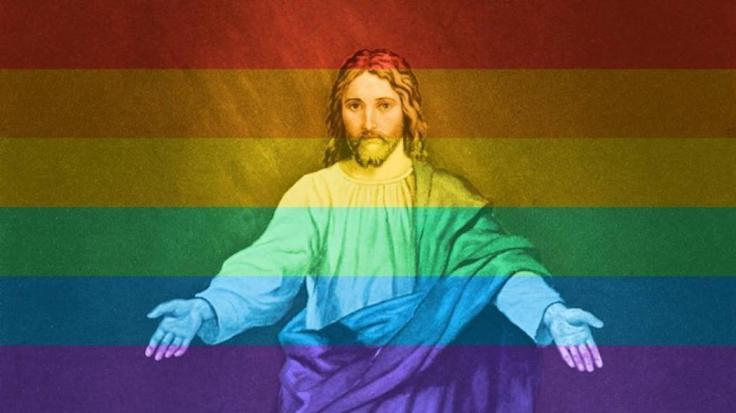 jesus loves gays too