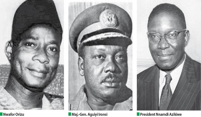 First Nigerian coup