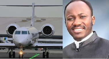 APOSTLE SULEMAN, HIS JET AND THE GOSPEL OF JESUS. – Albert Afeso ...